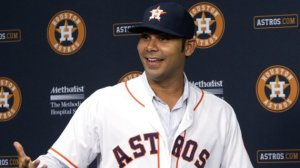 Houston Astros Announce Signing of Carlos Pena