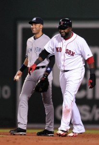 Derek+Jeter+David+Ortiz+New+York+Yankees+v+-dq10m8Yhznl