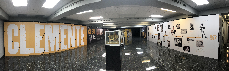Rocberto Clemente Museum in Puerto Rico
